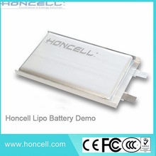 1800mah Li ion battery pack 604167 battery packs