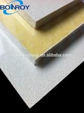 square fiberglass acoustic ceiling tiles , suspended fiber glass board ceiling,decorating fiberglass ceiling