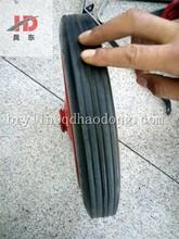 Wheelbarrow wheel 300-8 solid wheel