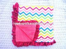 Handmade baby crochet blanket NO MOQ
