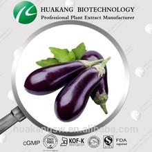 ISO standard Aubergine extract(Ratio extract 4:1,10:1,20:1), 1% trigonelline