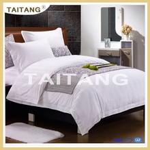 New series hotel 100% cotton seersucker bedding set