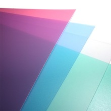Shanghai Fochier new high-tech materials pvc cover plastic sheet