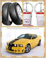 Repair Sealing tread Tubeless tyre