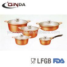 nonstick cookware electric cooker frying pan cookware set