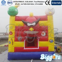 Cartoon Theme Commercial Bounce House Inflatable Bouncer