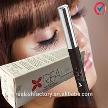 Eyelash mascara REAL PLUS eyelash enhancer/feg eyelash enhancer/natural ingredient eyelash growth liquid