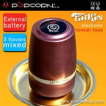 Fashionable various flavors Popcorn e hookah firkin beautiful style cheap e hookah pen