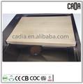 cadia cuadrados de alta calidad de madera sólida cocina de corte junta