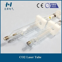 Long Life CO2 Laser Tubes for Laser Cutting Machine 80W 100W 130W 150W