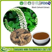 Triterpen Saponine 2.5%-8% Black Cohosh Extract Powder
