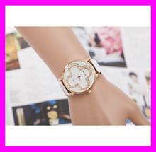 high quality fashion leather lady japan movement diamond watches H4668