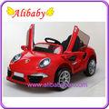 Nueva Alison C011001 de plástico de madera de la nueva camiones de juguete y coches
