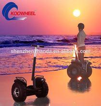 Two wheel standing chariot mini moto gp