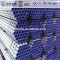 tubulação elétrica galvanizada alta qualidade de tubos de aço tamanhos para irrigação