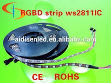 60leds 5V 5050 WS2812b WS2812 led strip addressable ADS-10060-WS2812b