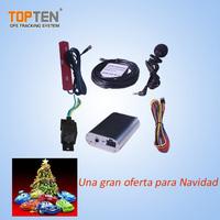GPS and GSM antennas sim card GPS car tracker realtime tracking,TK108 car gps tracker