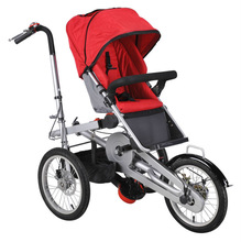 High Finish Steel Iron Frame Bicycle Stroller For Sale Quality Unique