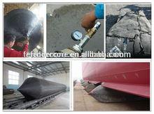 Batam shipyard floating dock airbags manufacturers