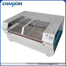 Skype nancyhyy88 high speed cut fabric CW-1810F distributor wanted laser cut machine
