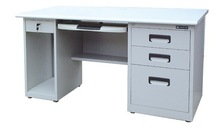 CPC Stand &3 Drawers File Cabinet Computer Desk/PCZ-503