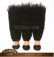High quality new coming brazilian afro kinky curl hair weaving