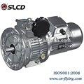 variatori di velocità per riduzione a vite senza fine motore elettrico della betoniera macchina per la vendita