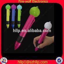 Newest Festival Gift plastic coil pen