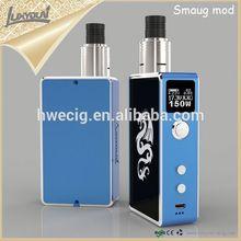 Smaug mod Luxyoun hot sell huge vapor ecig vamo v8 atomizer