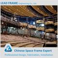 el costo efectivo de metal para techos prefabricados auditorio teatro etapa truss