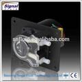 Moniteur de gaz/analyseur de pompe péristaltique