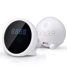1080P Mini IP Camera Hidden Clock Camera can watch in PC and Phone
