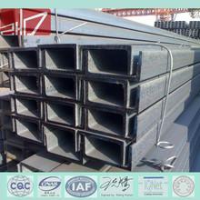 Prime Quality U GB/JIS/ Hot Rolled Channel