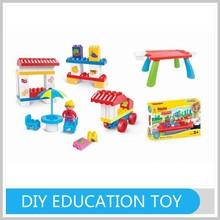 Most Popular DIY Education Toy Interesting Kids Building Blocks