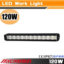 Super bright!!!21.5 inch 120w 4x4 led light bar ,high quality, waterproof, for4x4,SUV,ATV,4WD,truck,led ocean underwater working