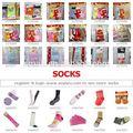 Facile de chaussette à tricoter motif: one stop sourcing en chine: marché de yiwu pour la chaussette