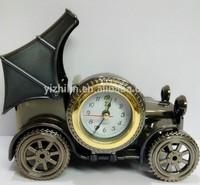 YL9070 Classical Vintage Car Shape Alarm Clock