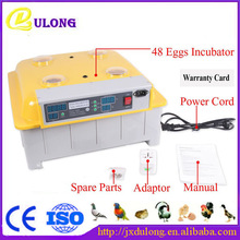 Professional upgrade incubator controller for quail and chicken eggs