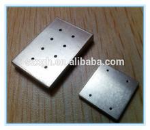 material is selected sheet metal stamping mobile phone screening can / mumetal shield cover