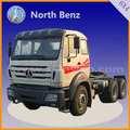 pesado beiben camión mercedes benz tecnología del tractor de camiones para la venta