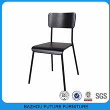 simple small modern stackable chairs wood