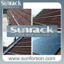 roof pv panel solar installation