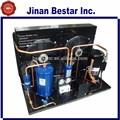 Copeland de desplazamiento ZB Industrial refrigeración refrigerado por aire unidad de condensación