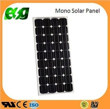 soalr system use 100W Mono crystalline silicon solar panle with CE TUV IEC CEC ISO