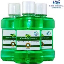 Antibacterial Germ Killing Mouthwash OEM Cool Mint Breath Freshner Antibacterial Germ Killing Mouthwash