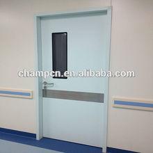 ZG0134 High quality hospital doors patient room door clean room door
