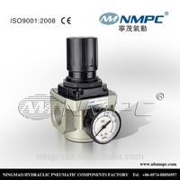 air pressure regulator and filter Airtac type air source treatment filter regulator lubricator BC3000