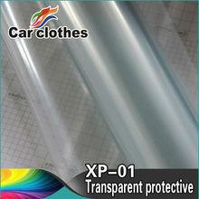 1.52x30m Protective Film Self Adhesive Transparent Color