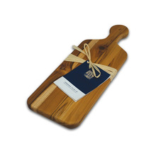 Luxury teak cutting board,promotional gift chopping block
