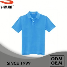 Excellent Quality Oem Production Dry Fit Golf Polo